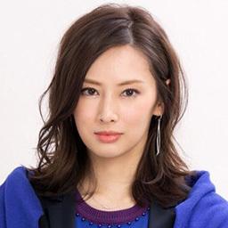 北川景子-髪型
